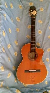 Guitarra Electro Acústica Paco Renteria