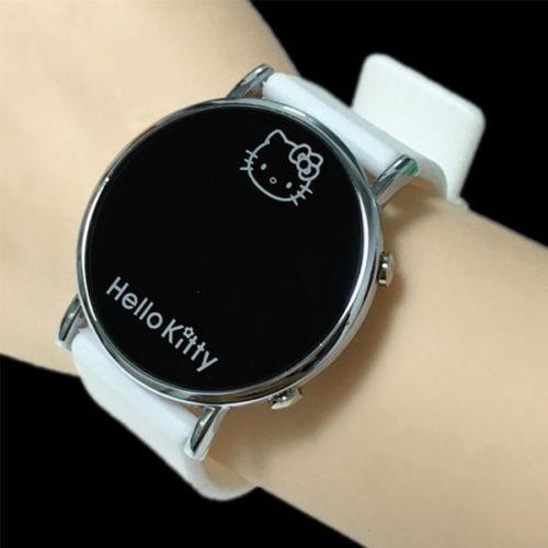 Reloj Hello Kitty Digital Led