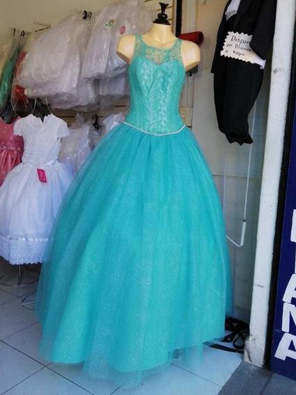 Vestido De Xv Años 1 Pieza + Envio
