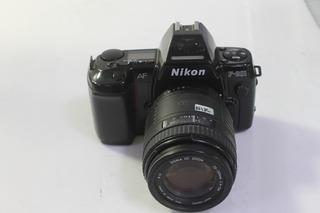Camara Nikon F801 Con 70-210