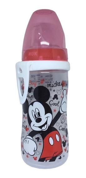 Copo Nuk Active Cup Mickey 300ml Vermelho