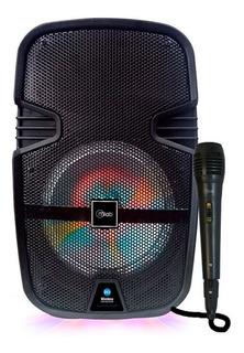 Parlante Bluetooth Street Voice 2 + Micrófono Mlab
