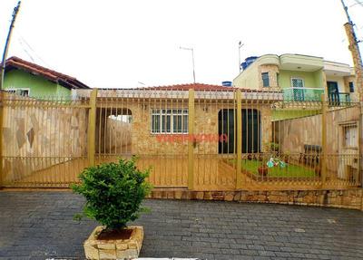 Casa Residencial Com 3 Dormitórios À Venda, 120 M² Por R$ 900.000 - Jardim Nossa Senhora Do Carmo - São Paulo/sp - Ca2869