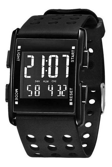 Relógio Masculino Tuguir Digital Tg 0731 Preto