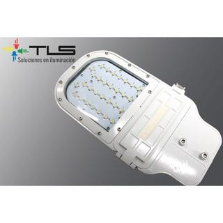 Lámpara Para Vialidad 30 W, Led Bridgelux Mod. Tlstl-30 Ob