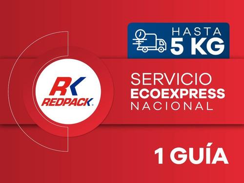 1 Guía Prepagada Ecoexpress Hasta 5 Kg