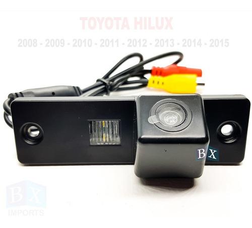 Camera De Ré Hilux Sw4 2014 2015 Específica Original Nfe Rca