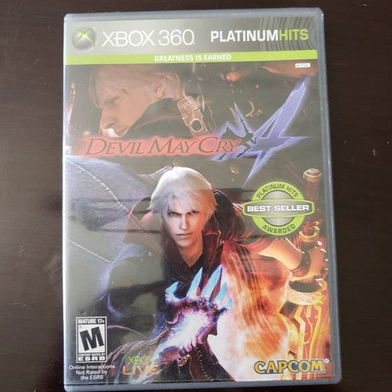 Xbox 360 Devil May Cry