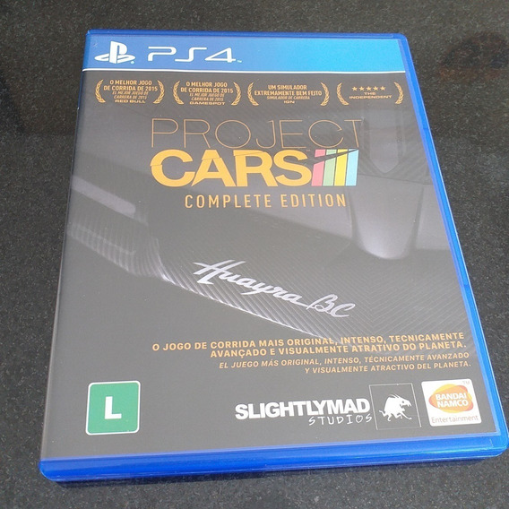 Game Ps4 Project Cars