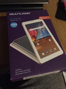 Tablet M7 3g Plus (16gb) -quadcore - Preto - 1 Mês De Uso