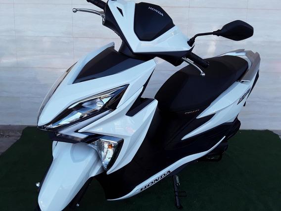 Scooter Honda Elite 125i - Automatico - Moderna E Economica
