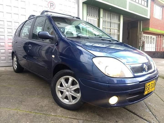 Renault Scénic Scenic Full Equipo