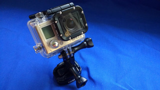 Gopro Hero 3 + Accesorios + Lcd Backpack+ Selfie Stick + Etc