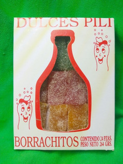Gomitas De Leche Pili