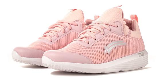 Tenis Urbano Karosso 8422 Rosa Mujer