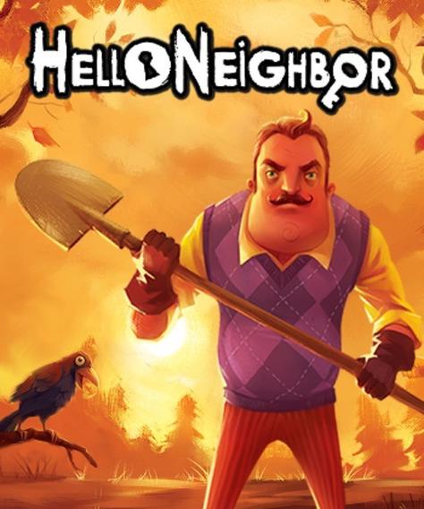 Hello Neighbor ( Mídia Física ) Pc