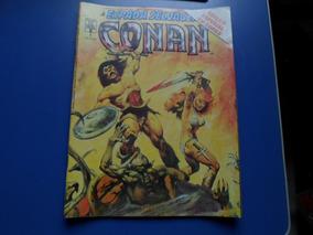 Revista Conan Edição Especial Em Cores Nu-2 1987 Linda