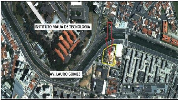 Terreno Para Venda, 2590.5 M2, Rudge Ramos - São Bernardo Do Campo - 1817