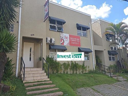 Sala Para Alugar, 90 M² Por R$ 2.600,00/mês - Jardim Paiquerê - Valinhos/sp - Sa0051