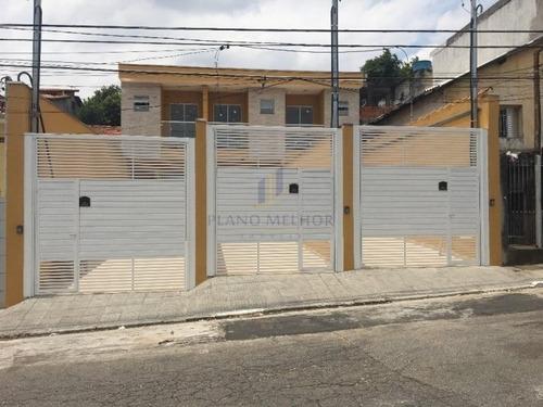 Imagem 1 de 14 de Sobrado Para Venda No Bairro Artur Alvim, 3 Dorm, 3 Suíte, 2 Vagas, 100 M. So0869 - So0869