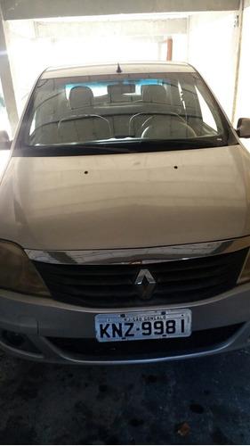 Imagem 1 de 2 de Renault Logan 2011 1.6 Expression Hi-torque 4p