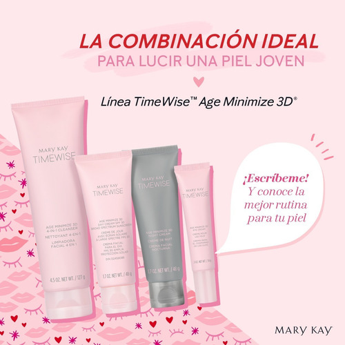 Time Wise 3d Mary Kay