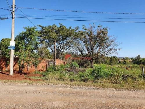 Terreno À Venda, 20000 M² Por R$ 1.600.000,00 - Taquaral - Piracicaba/sp - Te0820