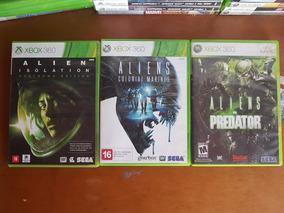 Aliens Original Xbox 360