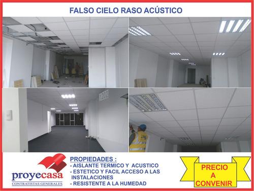 Cielo-raso-instala-baldosas 60x60 / Pvc Drywall M2-923235674