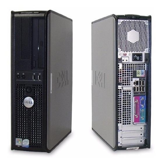 Dell Optplex 360 Com Wi Fi - Apenas Cpu