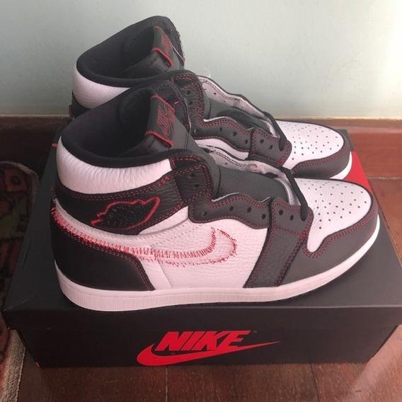 Nike Air Jordan 1 High Og Defiant 42 Novo