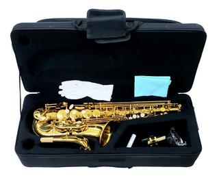 Saxofón Alto Monique Con Estuche