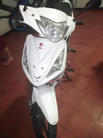 Moto Kymco Jetix 125