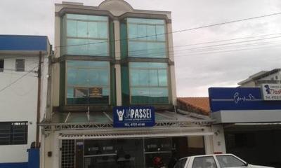 Sala Comercial Em Braz Cubas - Loc565118