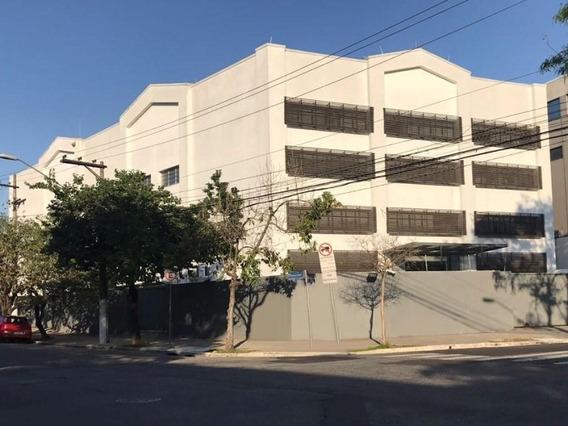 Galpão Para Alugar, 2300 M² Por R$ 80.000/mês - Barra Funda - São Paulo/sp - Gl00004 - 34209586