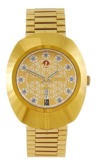 Reloj Rado Diastar Zafiros Tungsteno Automatico