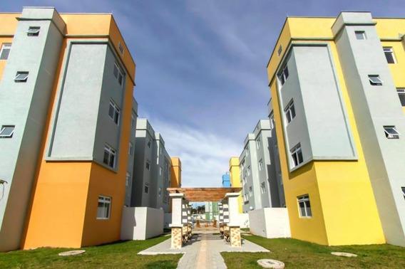 Apartamento Novo De 2 Quartos Em Araucária - Minha Casa Minha Vida - Apn-114