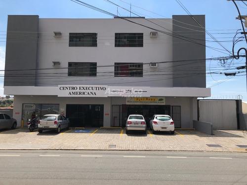 Imagem 1 de 11 de Sala À Venda, 1 Vaga, Centro - Americana/sp - 63
