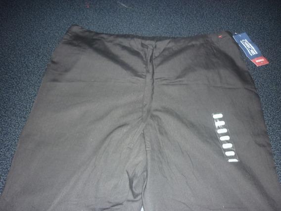 Espectacular!! Pantalon Damas De Ambo Medic Cherokee Black L