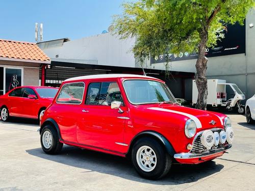 Imagen 1 de 13 de Mini Morris Cooper Año:1960