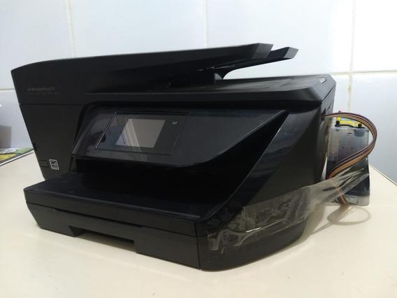 Impressora Hp 6970 Usada Com Bulk Ink Defeito No Cabeçote