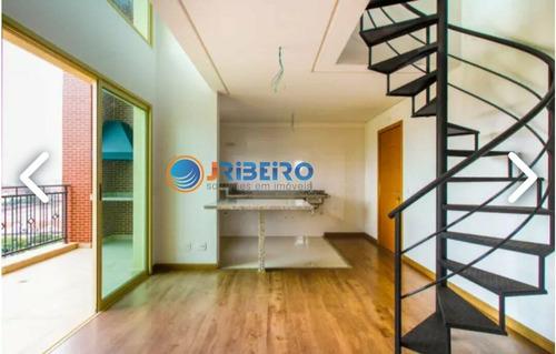 Apartamento Cobertura Para Venda 2 Dormitorios 2 Banheiros 2 Vagas Varanda Gourmet Em Santana São Paulo-sp - 220006
