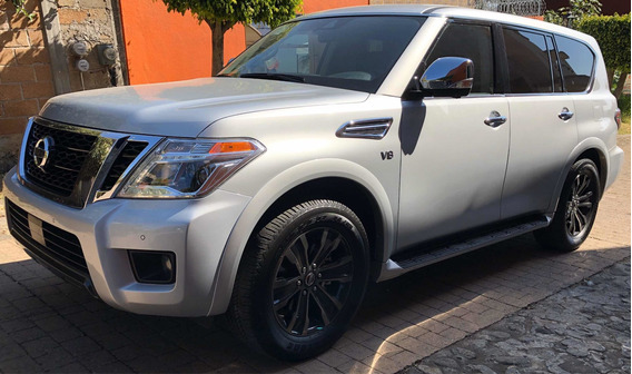 Nissan Armada 5.6l At 2019
