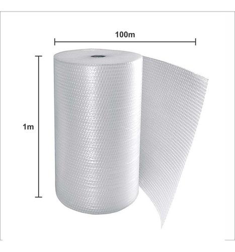 ideal para amortiguar cualquier producto Papel burbujas embalaje 【50 cm de ancho x 100 m lineales】rollo de plastico de triple capa mayor resistencia y durabilidad