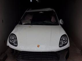 Porsche Macan V6 S 3.0 - Sucata