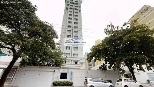 Apartamento Para Venda Em São Paulo, Vila Nova   Conceição, 2 Dormitórios, 1 Suíte, 2 Banheiros, 2 Vagas - 12807_1-1579706