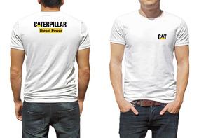 Camiseta Caterpillar Diesel Power