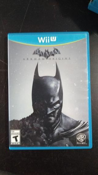 Batman: Arkhan Origins Wii U