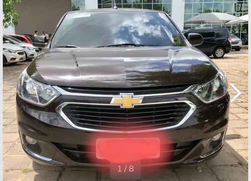 Imagem 1 de 8 de Chevrolet Cobalt 2017 1.8 Elite Aut. 4p