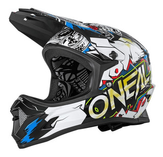 Casco Bici Oneal Backflip Niño Bmx Dowhill Descenso Integral